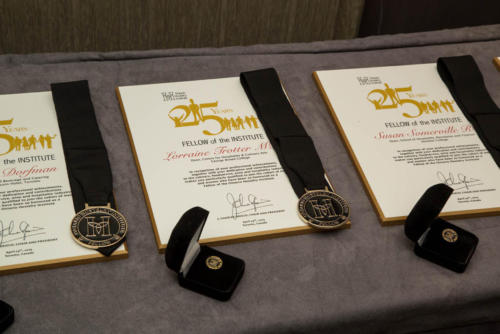 OHI Gold Awards Fellow Citation 2015