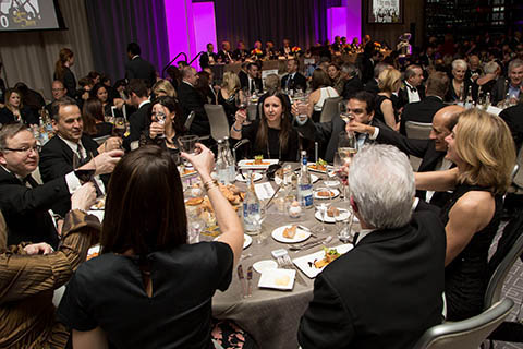 OHI Gold Awards Humber Table 2015